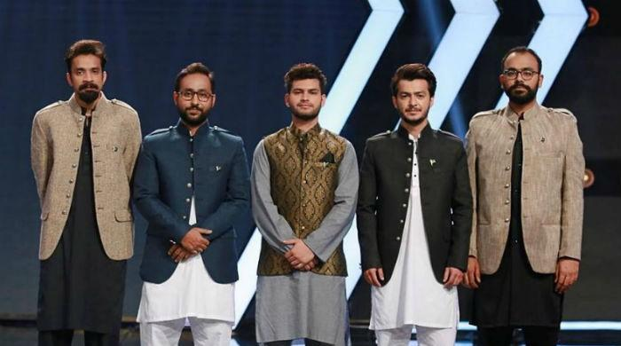 Xarb: the perfect blend of qawwali and rock