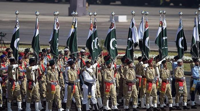 Armed forces wish a very happy Eid to fellow Pakistanis: DG ISPR