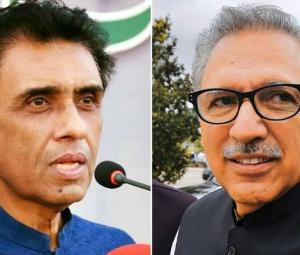 MQM-P, PTI vow to keep supporting each other ahead of presidential polls