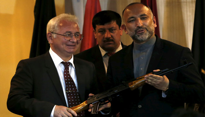 President Ghani rejects resignation of top security officials