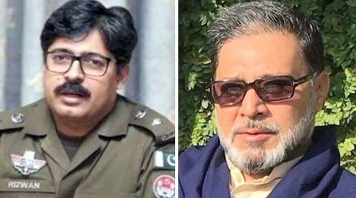 DPO who stopped Khawar Maneka for speeding transferred