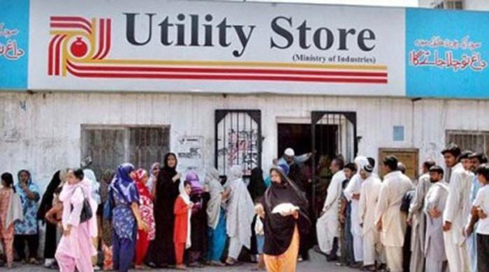 Government halts purchases for utility stores until further notice