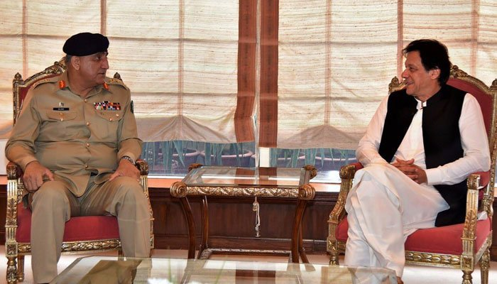 PM Imran discusses security situation with Gen Bajwa