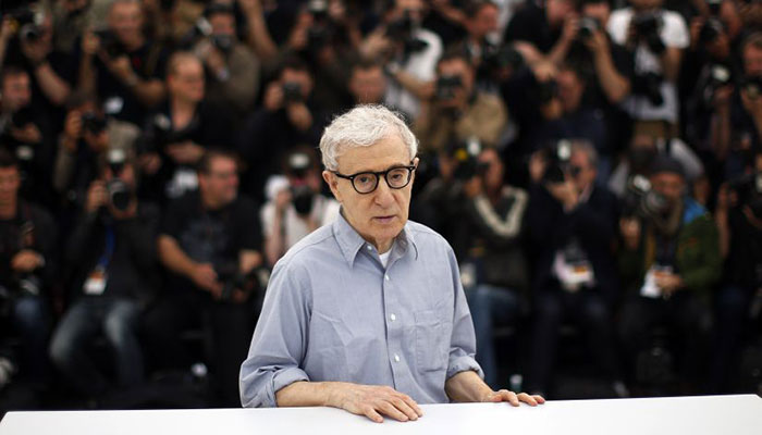 Woody Allen's latest film release in doubt