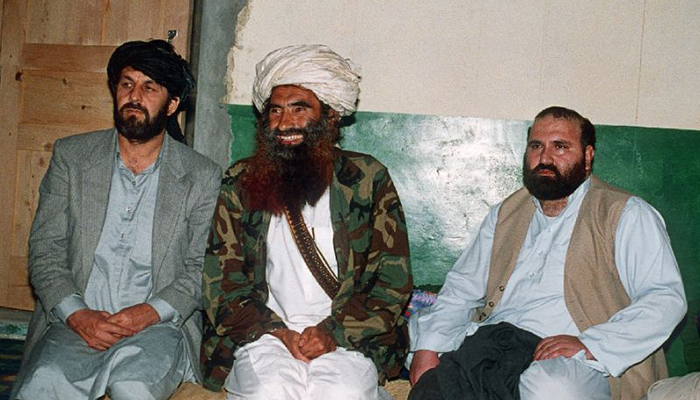 Founder of Taliban's Haqqani network dies inside Afghanistan