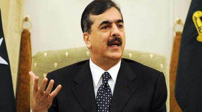 NAB files reference against former premier Yousuf Raza Gilani