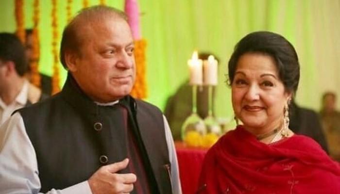 Begum Kulsoom Nawaz passes away in London | Pakistan - Geo tv