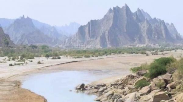 Hidden mountains of Balochistan