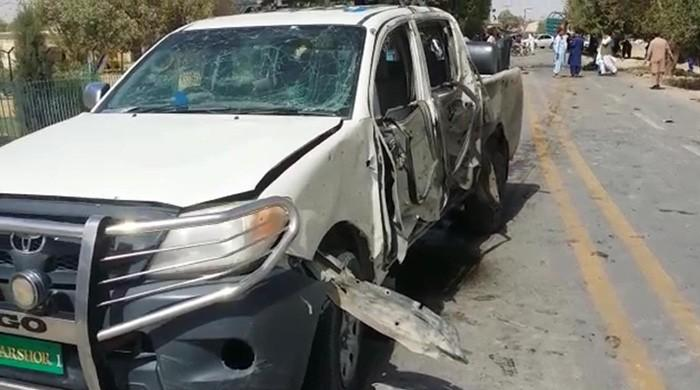 Three Levies personnel martyred in Pishin blast