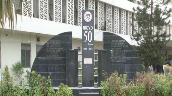 NAB raids cardiovascular hospital in Karachi
