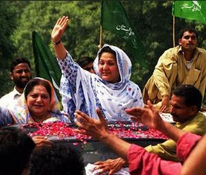 The fighting spirit of Kulsoom Nawaz