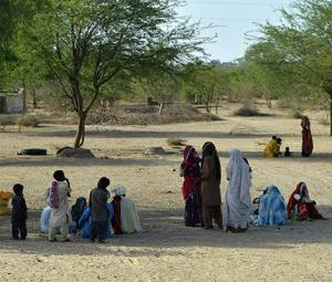 The empty wells and silent villages of Thar