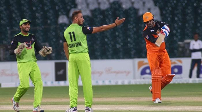 Lahori beat Kashmir to reach final of Qalandars cricket tournament