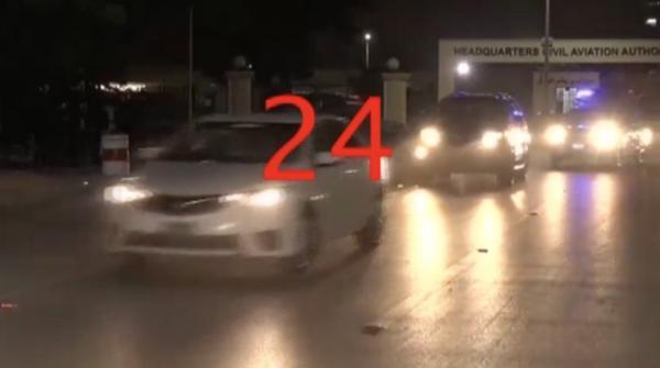 President Dr Arif Alvi visits Karachi amid heavy protocol