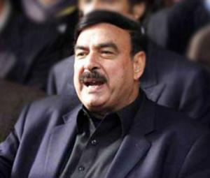 Fake news: Sheikh Rasheed not allowed to attend mother's funeral during jail term