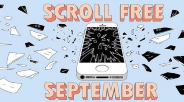 Scroll Free September: can you ditch social media for a month?