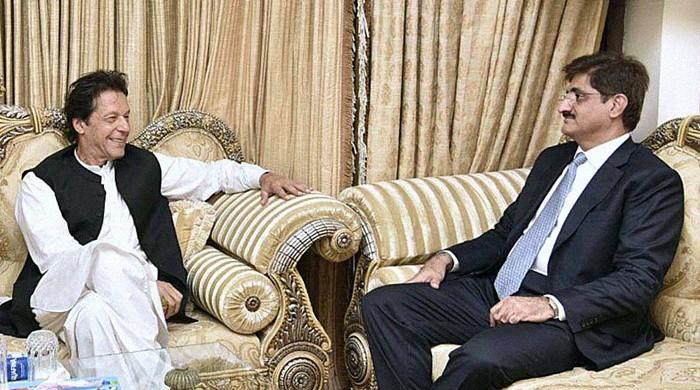 Murad Ali Shah told PM Khan of reservations over senior officers' transfer: sources