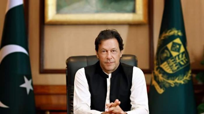 PM Khan reaches Saudi Arabia on first foreign visit