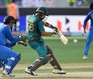 Breakthrough for India as Babar departs