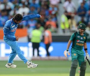 India wrap-up Pakistan for 162