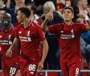 Firmino stuns PSG as Messi's routine brilliance marks start of Champions League