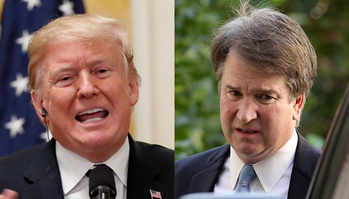 The Wildest Conservative Reactions To Kavanaugh Sexual Assault Allegations