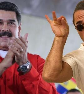 Salt Bae's Miami restaurant faces protests over hosting Venezuela's Maduro