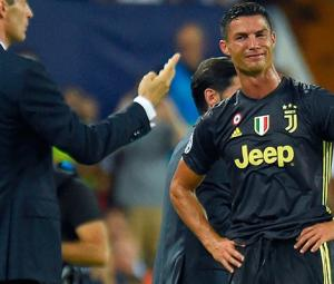 Juve march on but Ronaldo faces further punishment for red card