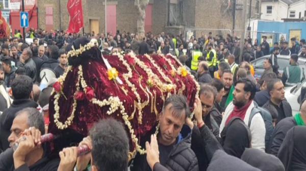 Sacrifice of Imam Hussain (RA), companions commemorated worldwide