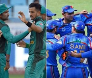 Pakistan face Afghanistan in Asia Cup match today