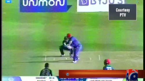 Pakistan's Malik thwarts giantkillers Afghanistan in last-over finish