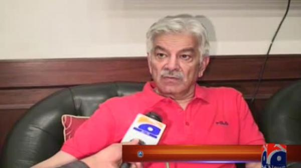 Pinning High Hopes On India Was Hasty: Khawaja Asif