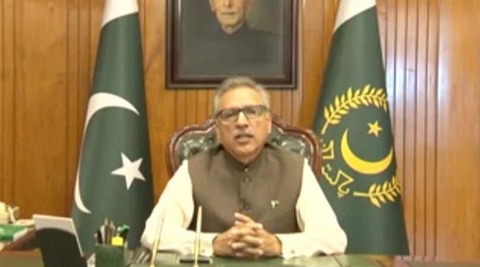 VIP protocol: President Alvi says registering case against protester ridiculous