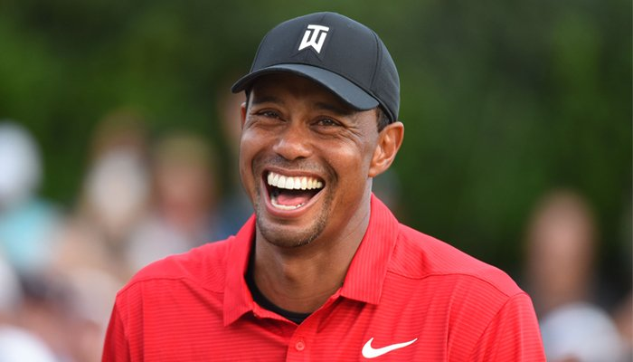 Tiger Woods wins Tour Championship, first Tour win in 5 year