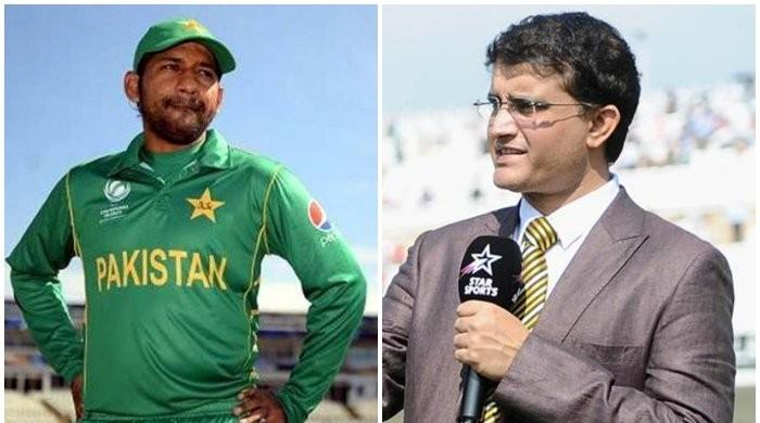 Cricketers like Sarfraz Ahmed aren't born everyday: Ganguly