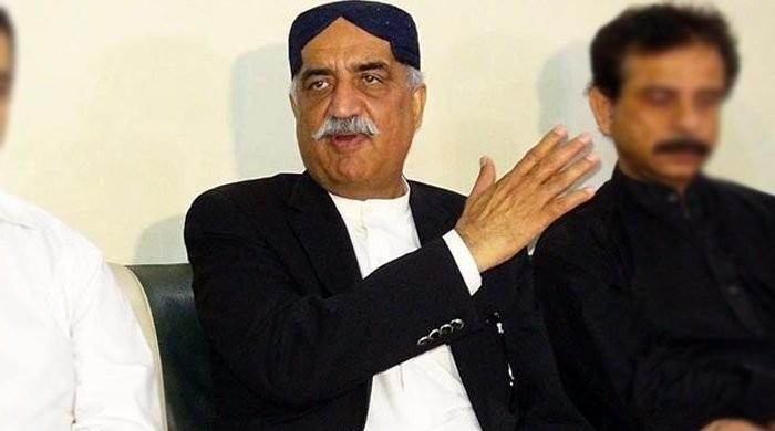 NAB initiates probe against Khursheed Shah for owning assets beyond income