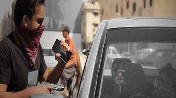 In Karachi govt vehicles are stolen because they don't have trackers