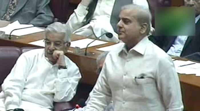 Shehbaz welcomes parliamentary commission on electoral 'rigging'