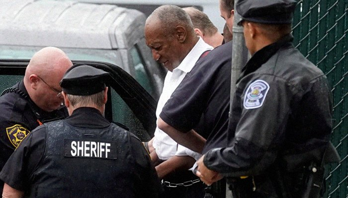 'Sexually violent predator' Bill Cosby, 81, jailed for up to 10 years