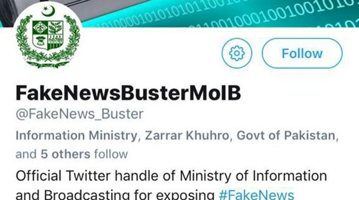Information Ministry launches Twitter account to expose fake news