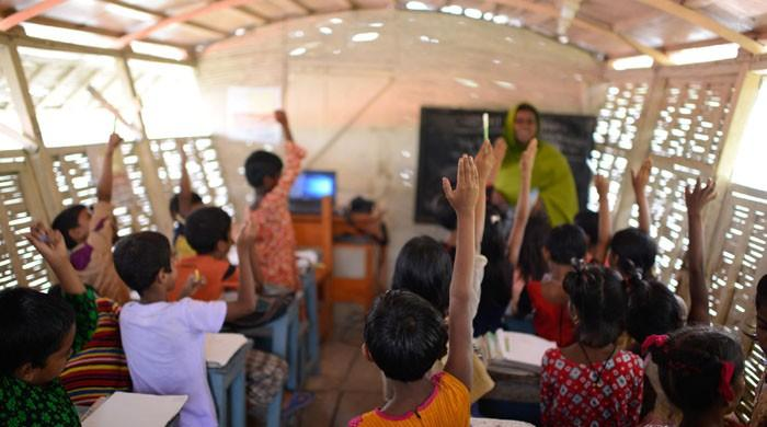 Bangladesh kids turn the tide on climate change aboard floating schools