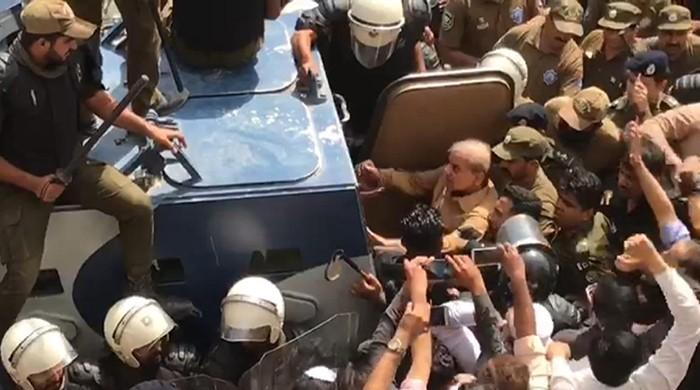 NAB granted 10-day physical remand of Shehbaz Sharif in Ashiana Housing case