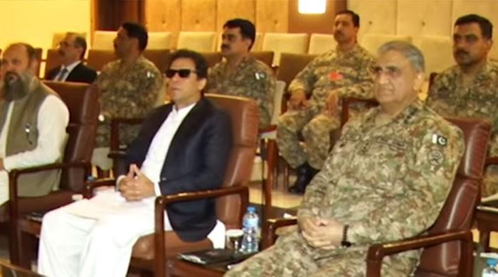PM appreciates security forces' role in Balochistan's socio-economic development
