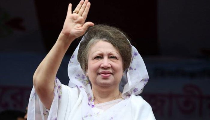 Ex-Bangladesh PM Khaleda Zia's Son Gets Life For 2004 Grenade Attack