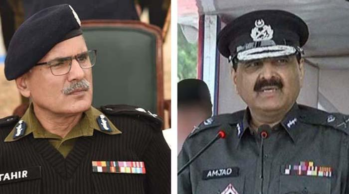 ECP suspends govt's decision to remove Tahir Khan as Punjab police chief