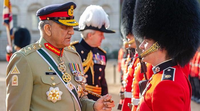 COAS, British defence chief emphasise importance of stability in South Asia