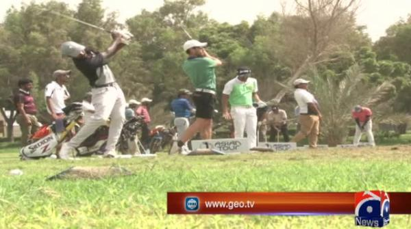 International golf returns to Pakistan after 11-years