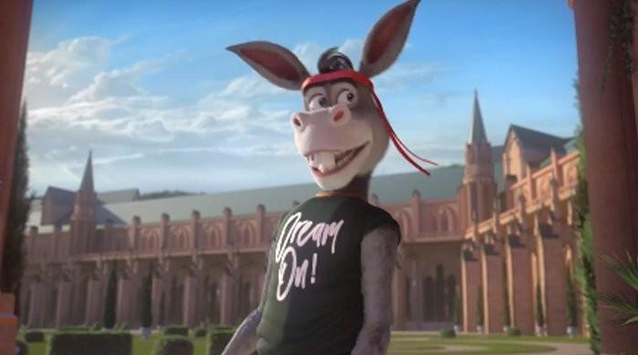 The Donkey King set to entertain filmgoers across Pakistan