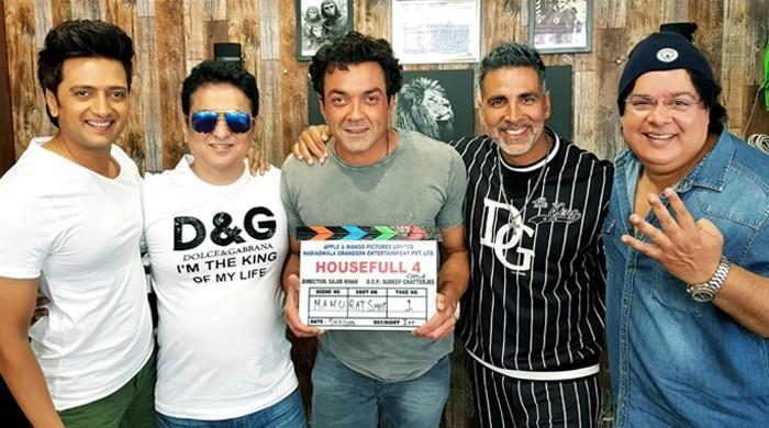#MeToo claims against Sajid Khan, Patekar halt production of 'Housefull 4'