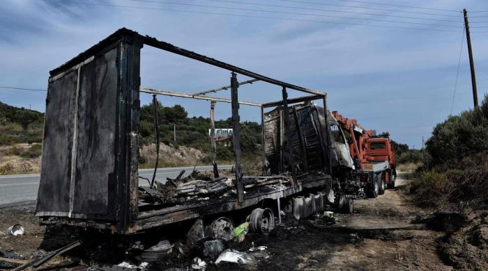Fifteen killed as vehicle with migrants crashes in Turkey: reports